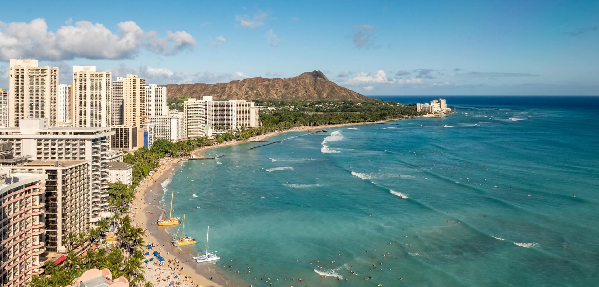 Picture for Honolulu, HI